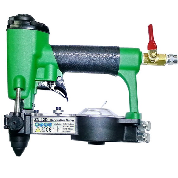 Asiahan Metal Industry Trade Apzn12 Decorative Nail Gun