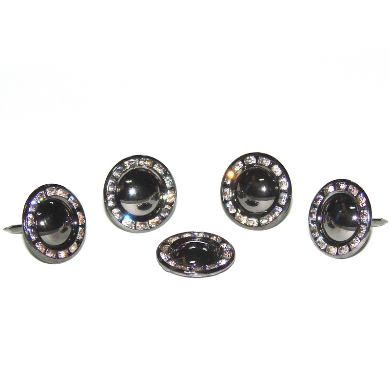 DXS </br> Round Multi Diamond Nails